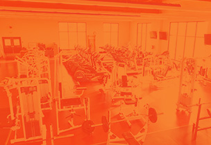 3,000 Square Foot Fitness Center with Olympic Lifting
