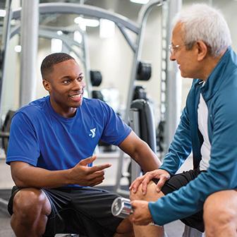 Fitness Exercise YMCA