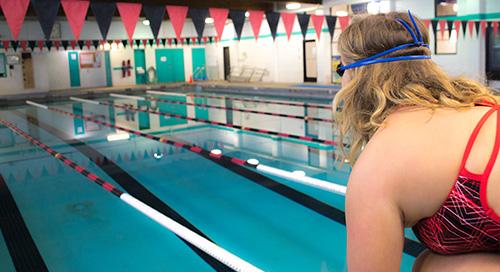 Competitive Group Swim Team